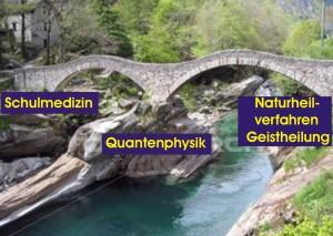 Brücke zwischen zwei Welten