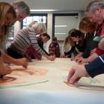 Malen mit Führungskräften zur Synergie-entfaltung