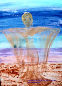 Gemälde von Christina Acryltechnik 20x30