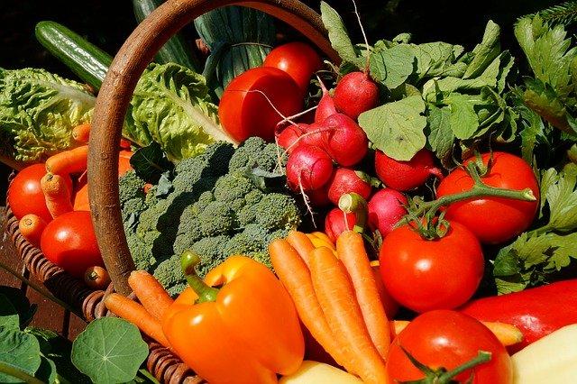 vegan -die gesündeste Ernährung